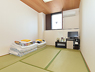 和室6.5畳 2名用の和室