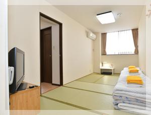 コネクティング和室8.5畳+7畳